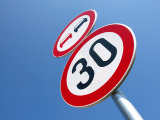 New urban speed limit for the city of Murcia