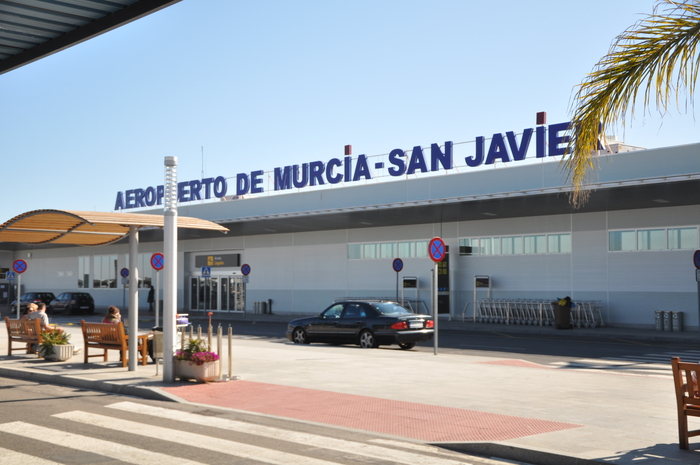 San Javier airport urged to diversify