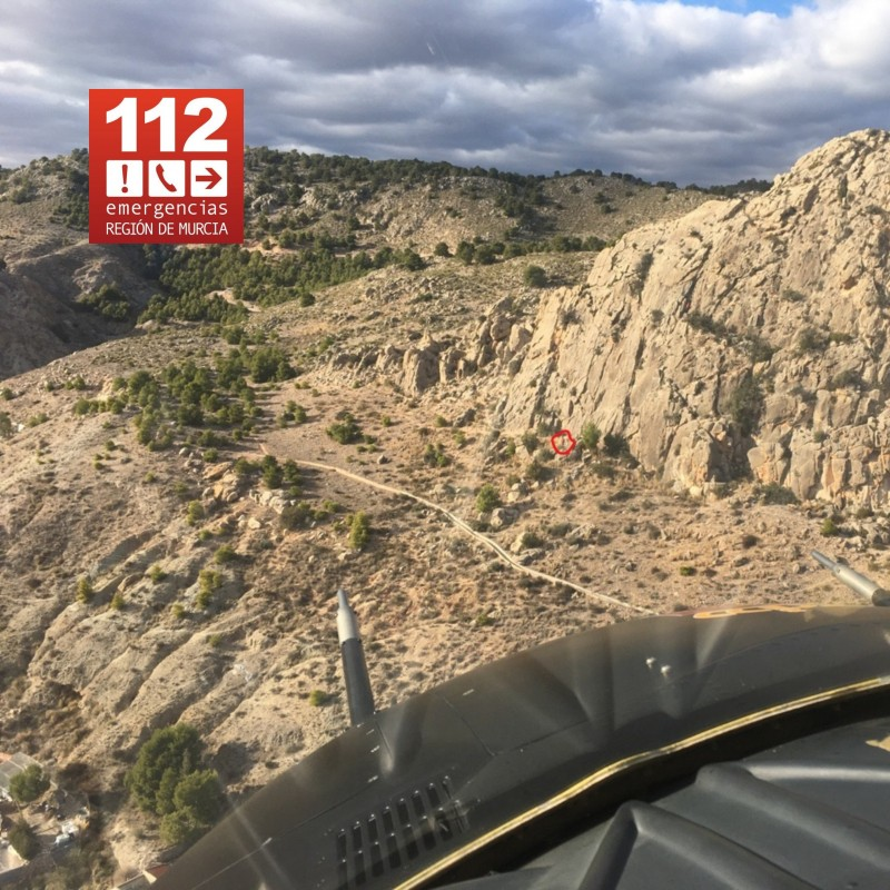 <span style='color:#780948'>ARCHIVED</span> - Climber dies after fall in Ricote