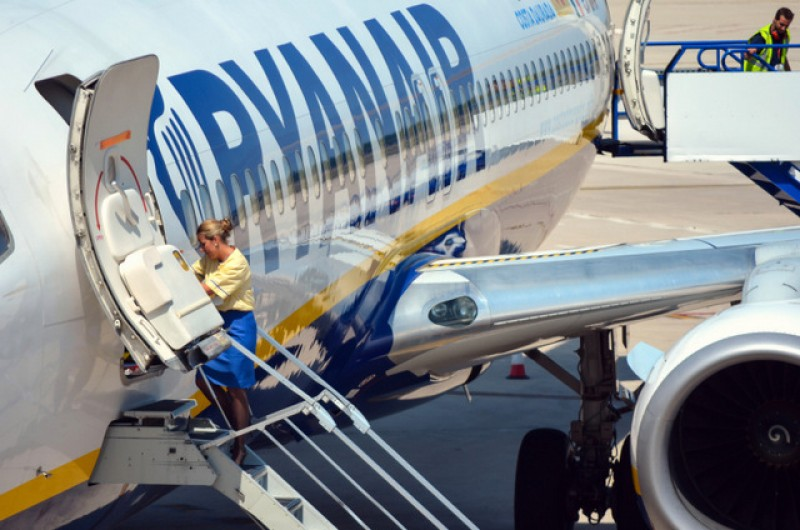 Ryanair cancels dozens of UK to Spain flights between January and March