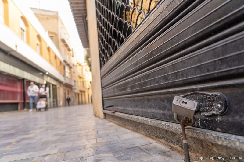 Hostemur fears that Murcia could lose a third of its bars and restaurants following enforced closures