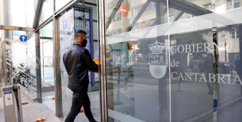 Cantabria believes 13 per cent of all current cases involve British variant of Covid