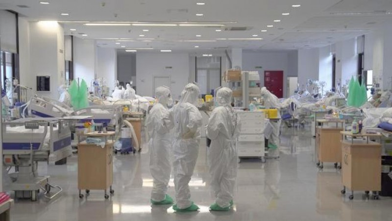 Over 40,000 new cases in 24 hours; highest Covid figures for Spain since pandemic began