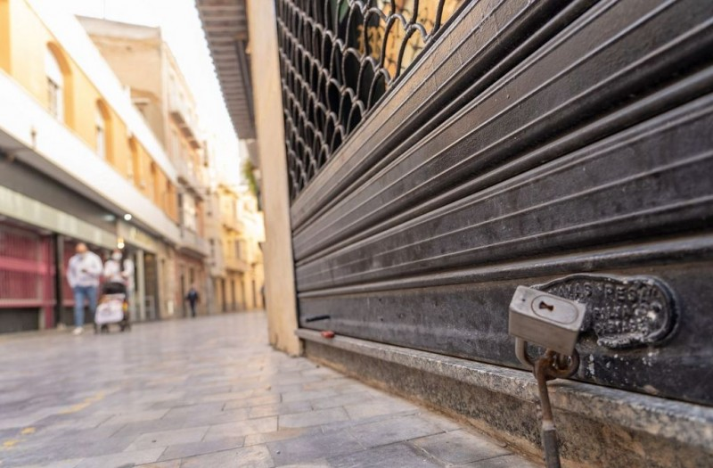 All non-essential businesses to close from 20.00 in the Region of Murcia