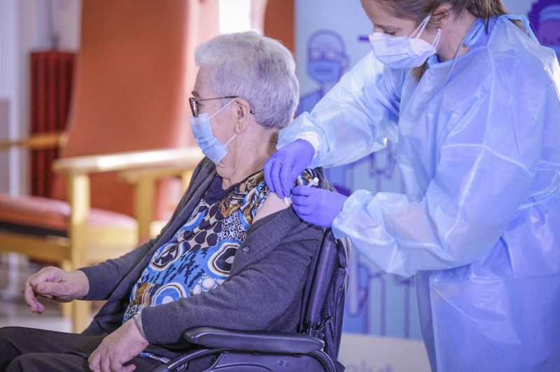 Second case of Spanish court ordering compulsory covid vaccination of carehome resident