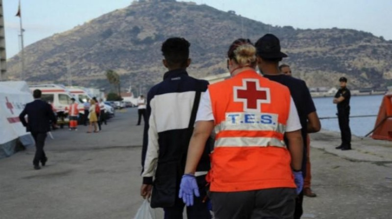 <span style='color:#780948'>ARCHIVED</span> - Illegal migrants continue to enter Spain via Murcia Region