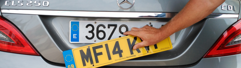 Easily import your UK-registered car onto Spanish plates with Car Registrations Spain
