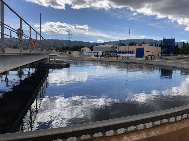 <span style='color:#780948'>ARCHIVED</span> - Four million euros to increase recyclability of water in Murcia