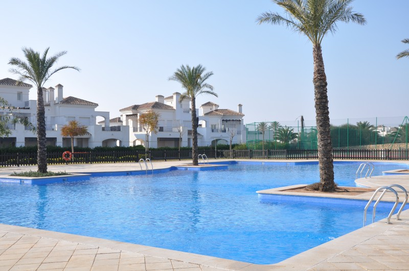 Relatively slight effect of the pandemic on property sales in Murcia