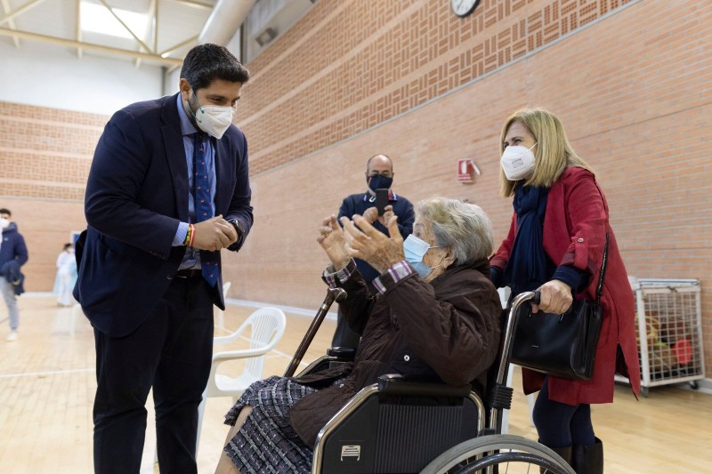 12 fatalities but Murcia region drops below 2,000 active cases for first time since August