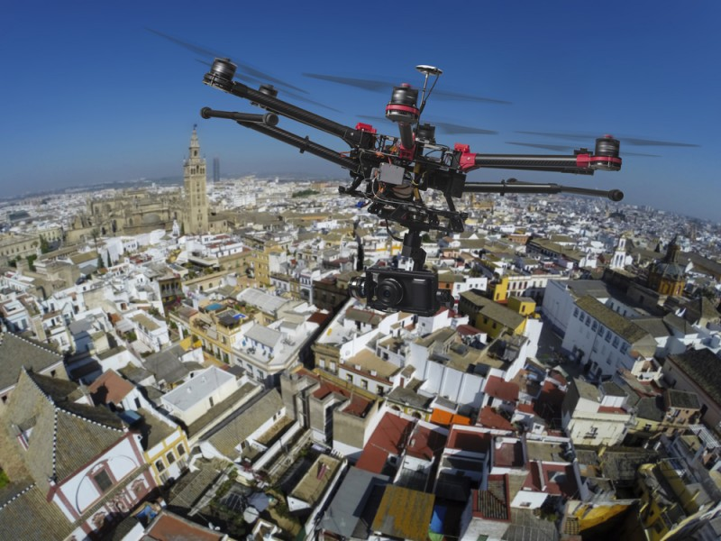 Granada police to use drones in crack down on street drinking