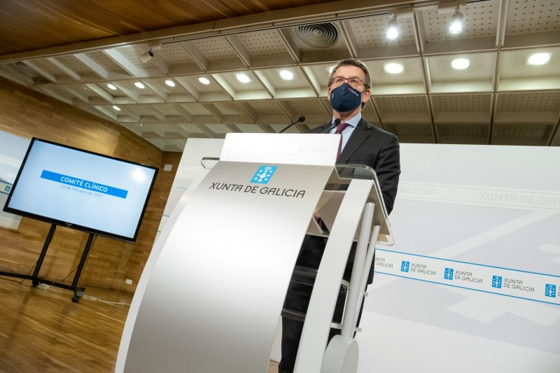 Murcia Today - <span Style='color:#780948'>archived</span> - Galicia  Introduces Fines Of Up To 60,000 Euros For Refusing Vaccination As Part Of  Anti-pandemic Legislation