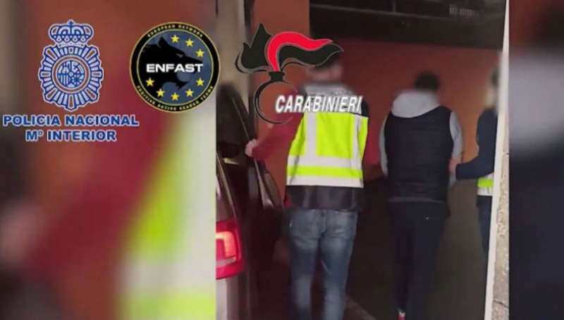 <span style='color:#780948'>ARCHIVED</span> - Benidorm pizzeria owner arrested after robbing 73 cashpoints using explosives
