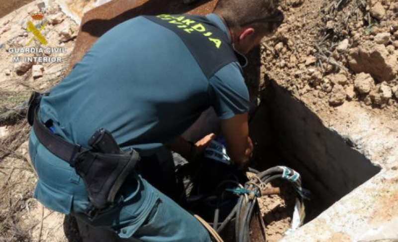 <span style='color:#780948'>ARCHIVED</span> - San Javier farmer faces charges over hidden desalination bunker which dumped contaminants