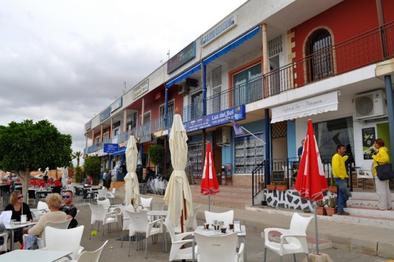 <span style='color:#780948'>ARCHIVED</span> - Another ATM cashpoint robbed on Camposol Urbanisation in Mazarron