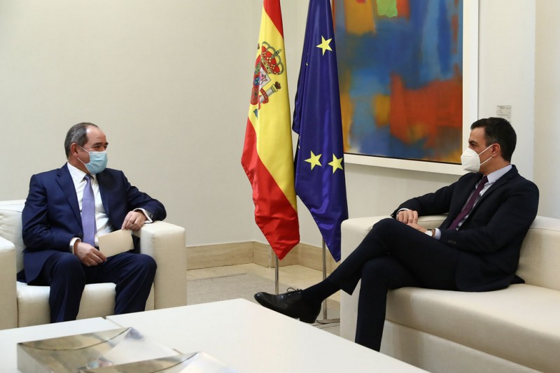 <span style='color:#780948'>ARCHIVED</span> - Spain and Algeria commit to working against illegal immigration