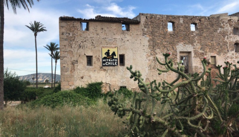 Orihuela noble farmhouse added to Red List of endangered historic buildings