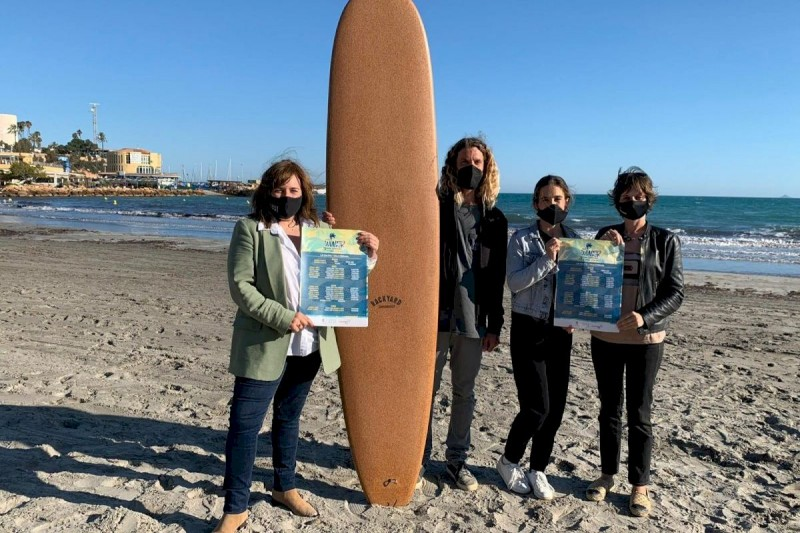 """<span style='color:#780948'>ARCHIVED</span> - """"The Winter Beach"""" returns to Orihuela this spring"""