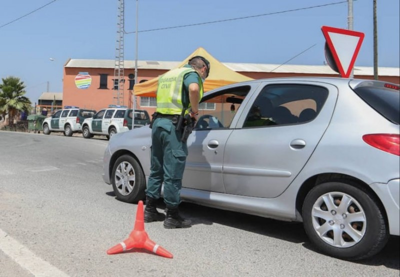 <span style='color:#780948'>ARCHIVED</span> - Intensive police patrols this weekend to try and stop further contagions in Murcia region