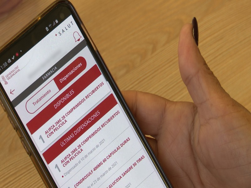 Updated GVA+Salud health service app in the region of Valencia provides new and improved services