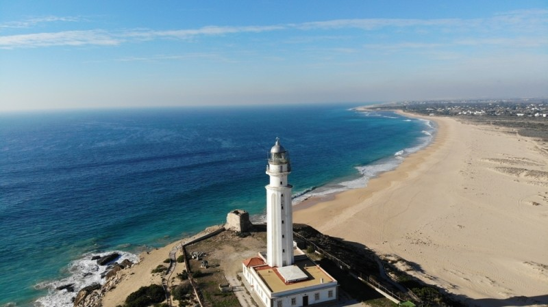22 illegal migrants intercepted close to Cape Trafalgar lighthouse in Cadiz as flow of illegal migration continues