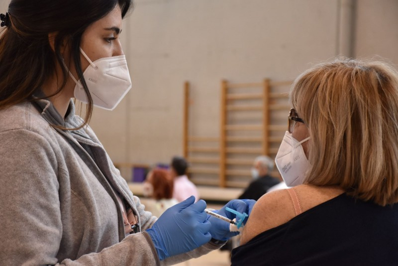 Incidence rates up by 9 per cent over the weekend as a fourth wave of the pandemic hits Spain