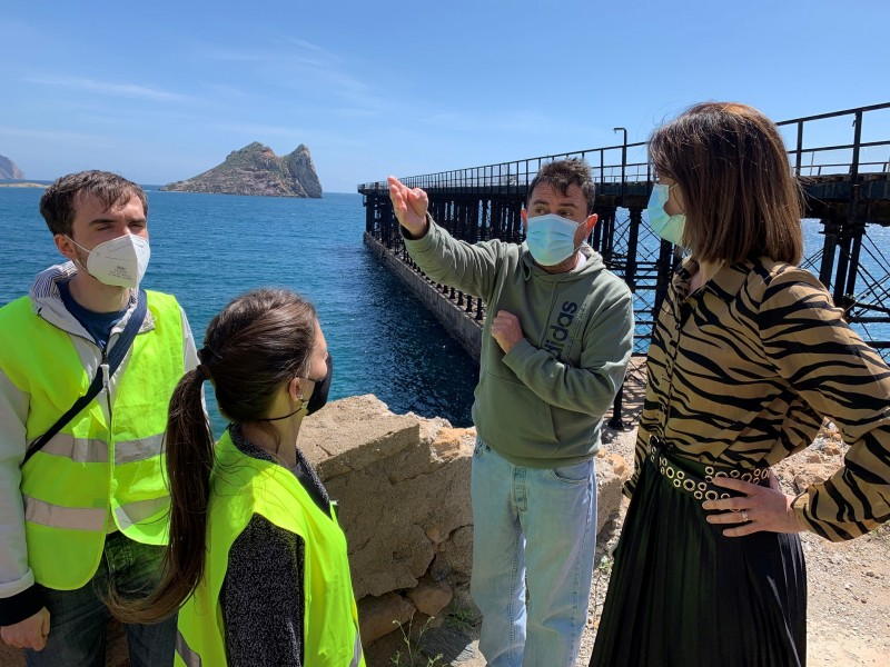 <span style='color:#780948'>ARCHIVED</span> - Major restoration of the Embarcadero de Hornillo in Águilas set to begin this year