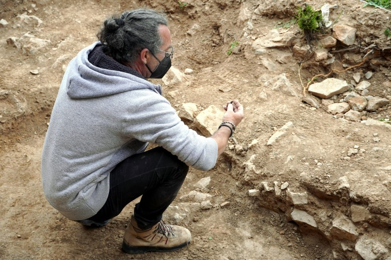 Remains of 10-metre-high tower built by Iberian tribes found in Santomera