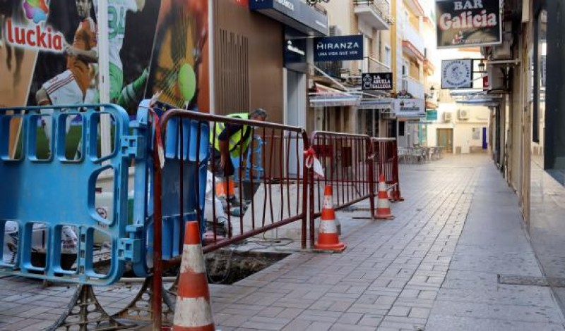 <span style='color:#780948'>ARCHIVED</span> - Sewer system in Benidorm's Old Town to be modernized