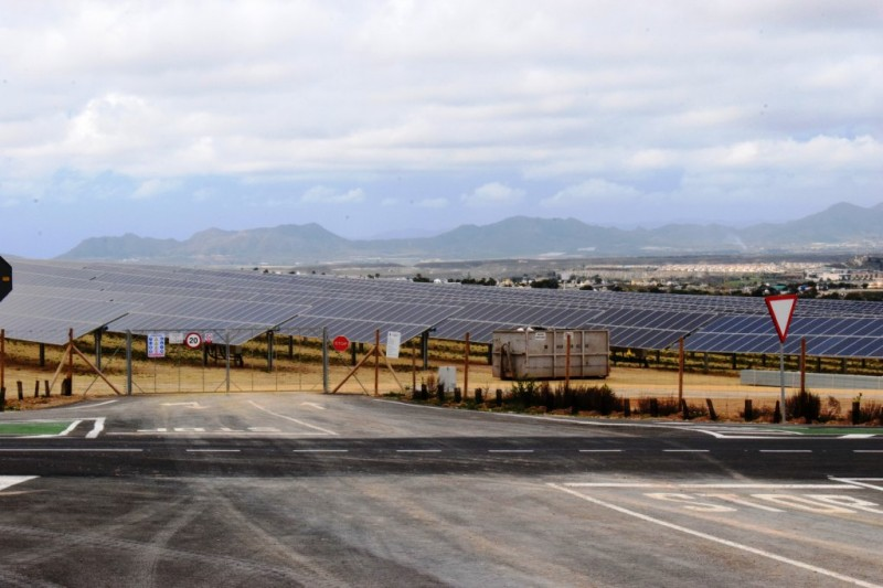 Solar power projects in Murcia will be rejected if they are not integrated into the landscape