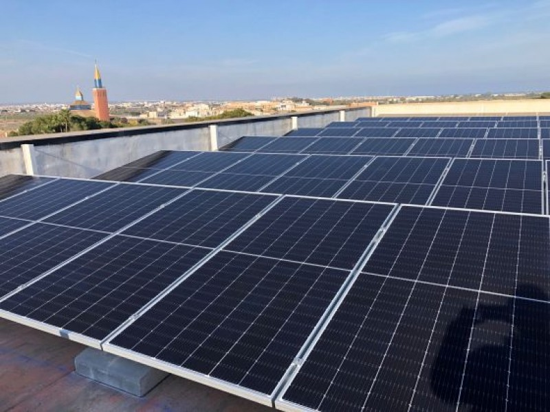 Revised plans presented for massive solar power plant in Lorca