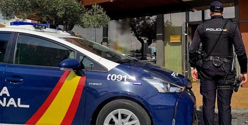 <span style='color:#780948'>ARCHIVED</span> - Police in Alfaz del Pi arrest Belgian fugitive wanted for an 18-million-euro scam