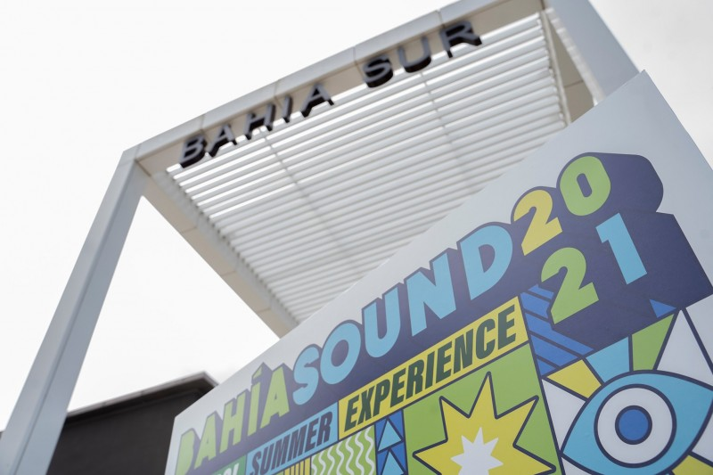Open-air concerts in San Fernando, Cadiz with the Bahia Sound Festival between June and September 4