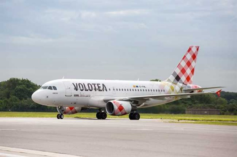 Volotea launch flights to and from Menorca at Corvera airport from June 23 onwards