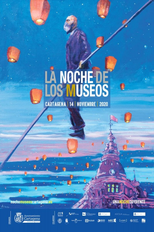 Registration opens for activities within the Noche de los Museos in Cartagena on May 15