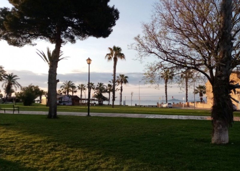 <span style='color:#780948'>ARCHIVED</span> - Temperatures heading into the 30s in Murcia this week as April showers die out