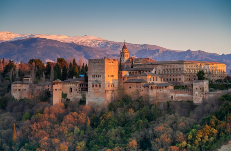 Only 51,000 foreign visitors to Andalucía this March, down from 843,000 in March 2019!