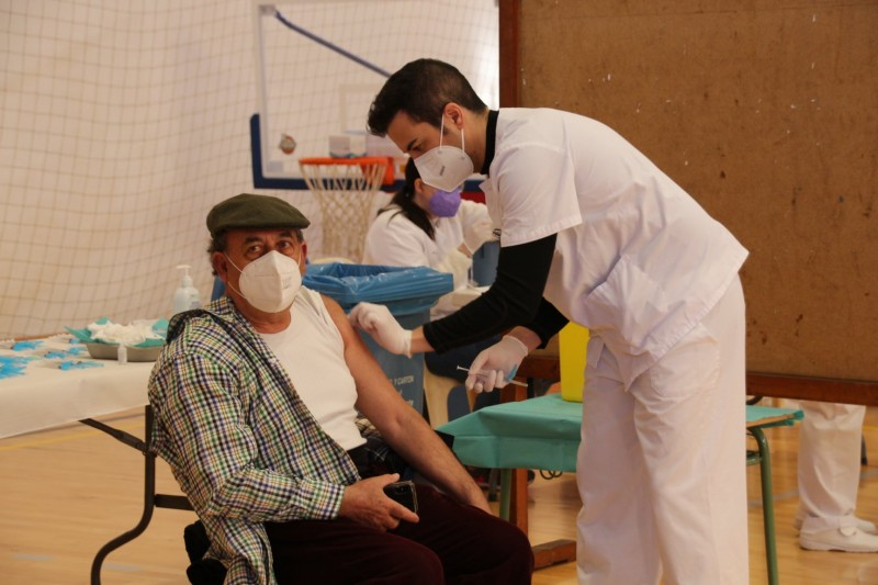 11.4 per cent of residents in Spain are now fully vaccinated