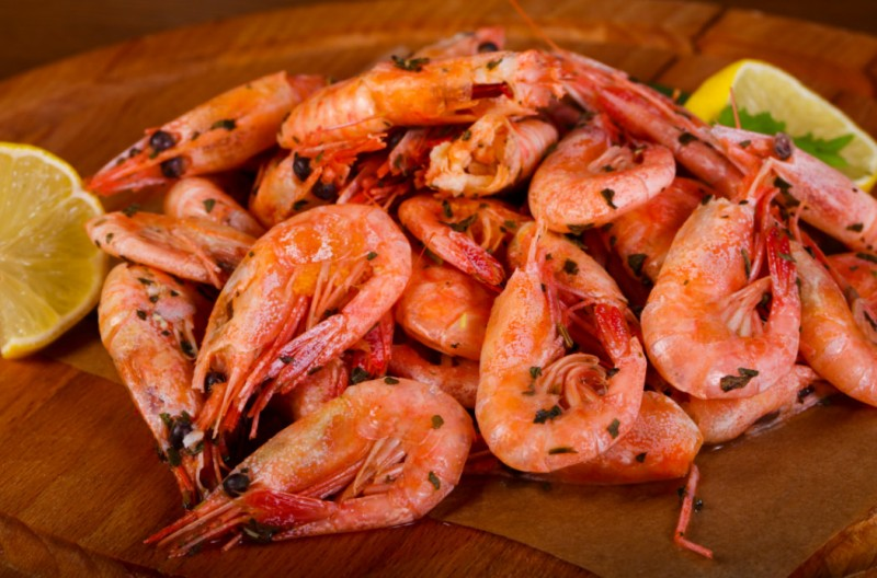 Promising start to the Mar Menor prawn fishing season