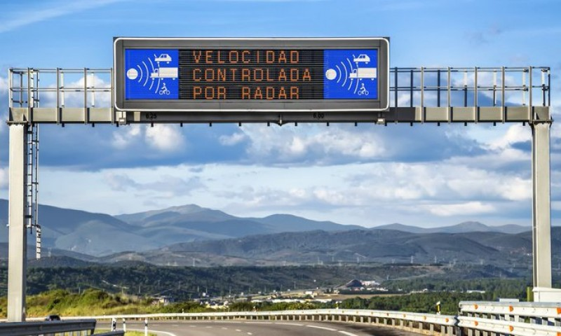 <span style='color:#780948'>ARCHIVED</span> - Speed cameras on the N-332 and A-70 in Alicante amongst the most lucrative for Spain's DGT