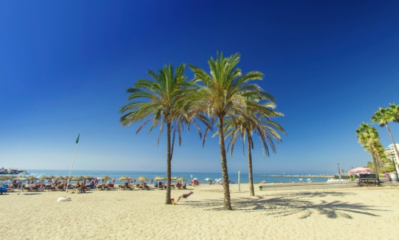 <span style='color:#780948'>ARCHIVED</span> - Marbella is awarded the most Blue Flags in Andalucia