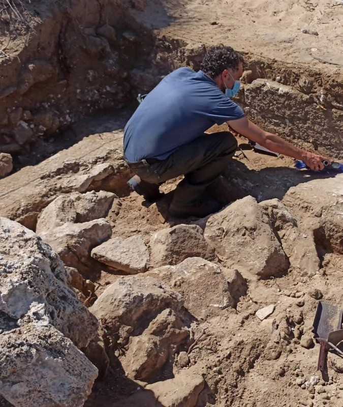 <span style='color:#780948'>ARCHIVED</span> - Cadiz: Roman baths found in Cape Trafalgar after being hidden by dunes for 2,000 years