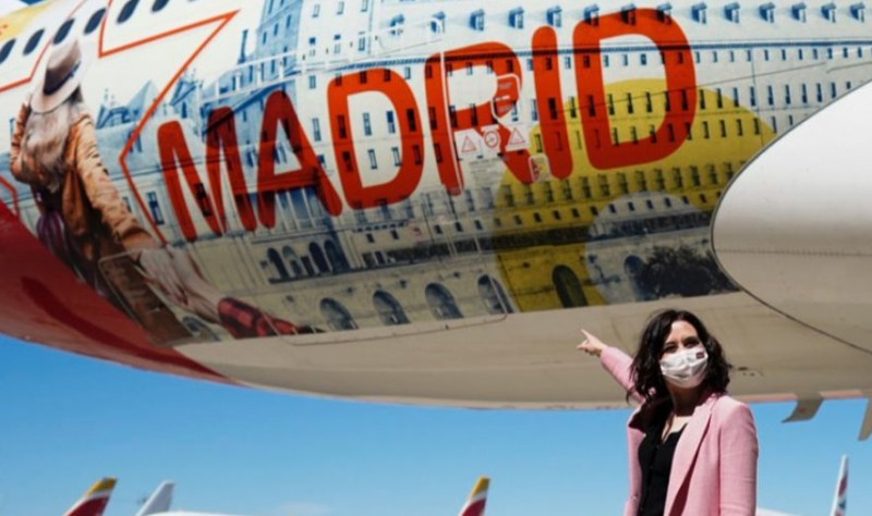 <span style='color:#780948'>ARCHIVED</span> - Madrid to stimulate tourism with 600-euro vouchers for visitors from the rest of Spain