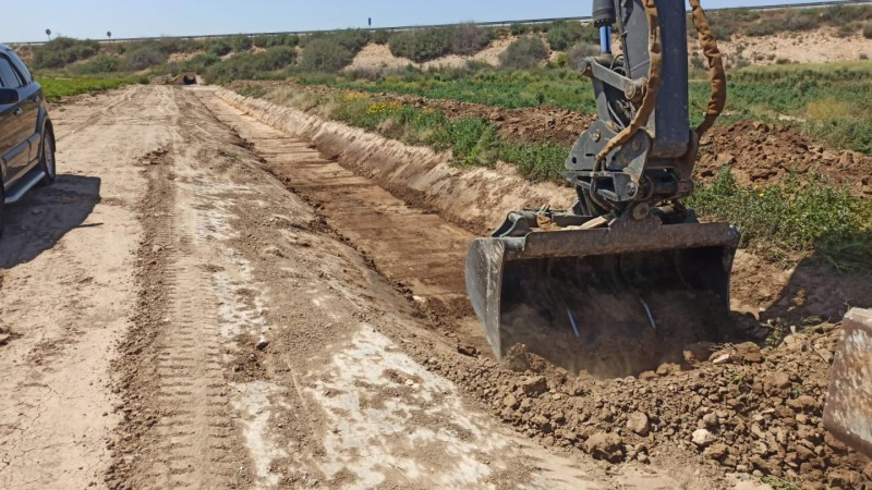 <span style='color:#780948'>ARCHIVED</span> - Torre Pacheco continues to improve rambla drainage network