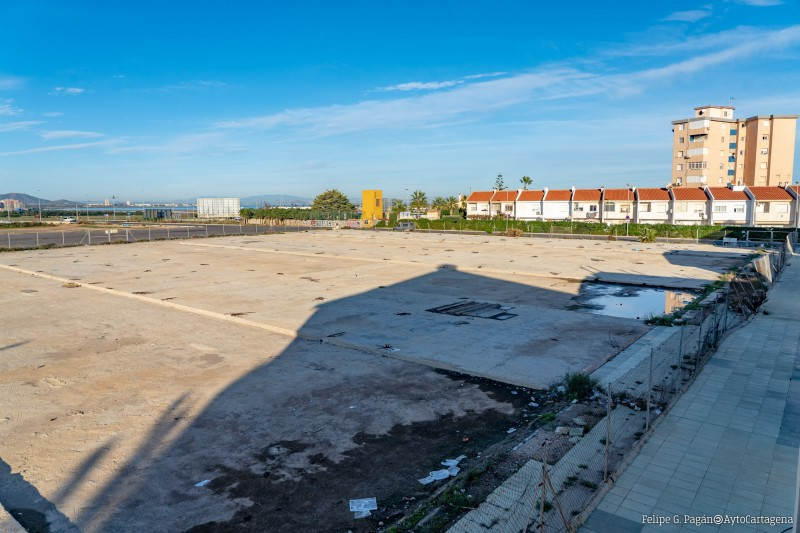 <span style='color:#780948'>ARCHIVED</span> - Cartagena council opens the way for shopping development at las Dunas, in Cabo de Palos