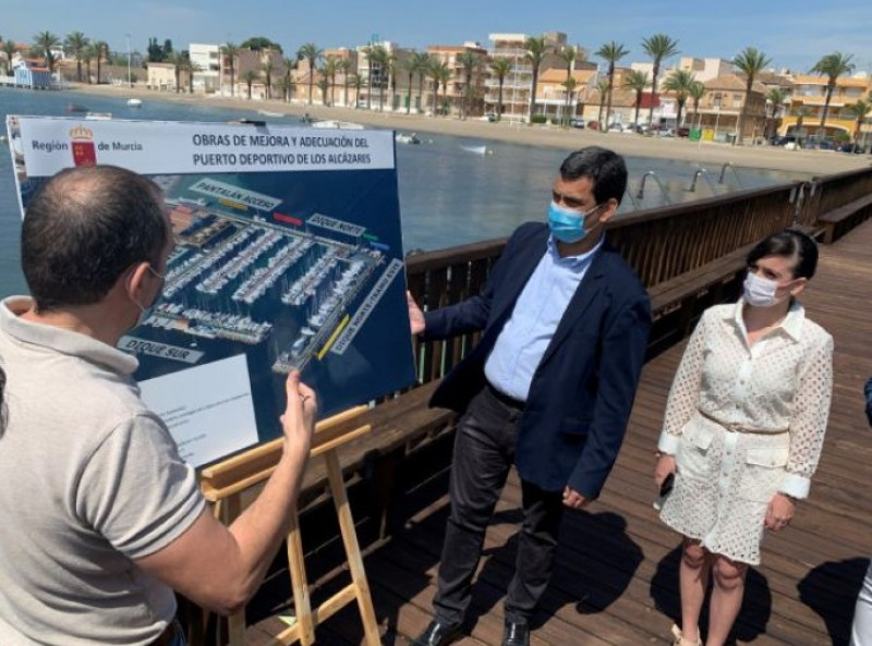 <span style='color:#780948'>ARCHIVED</span> - Bidders invited for new 20-year management contract at the marina of Los Alcázares