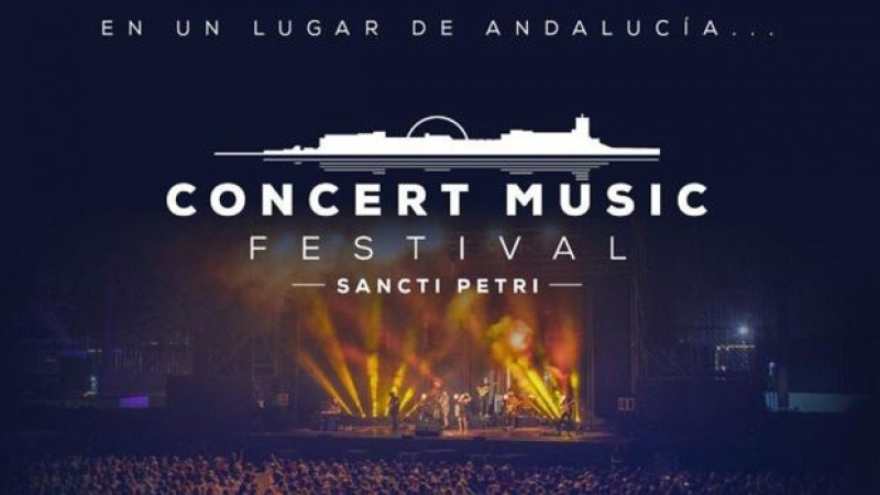 Cadiz holds Concert Music Festival in Sancti Petri from July 9 to August 23