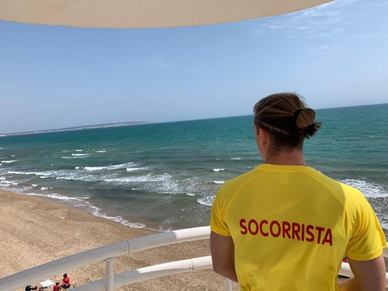 <span style='color:#780948'>ARCHIVED</span> - One thousand beach monitors will safeguard Costa Blanca coastline this summer