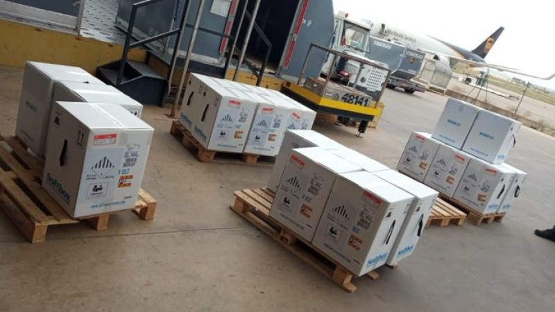 1.3 million vaccines destined for Costa Blanca tourist areas next month
