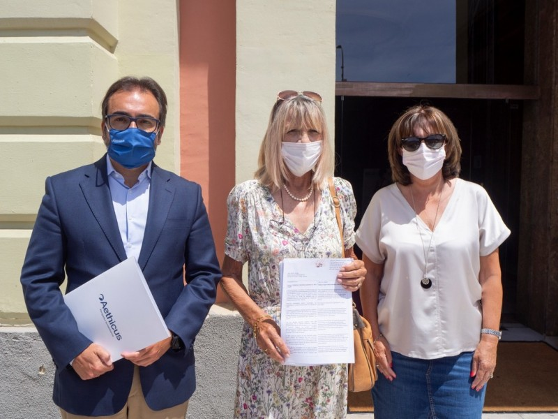<span style='color:#780948'>ARCHIVED</span> - Foreign residents from urbanisations in Murcia municipality call for solution to historic planning problems